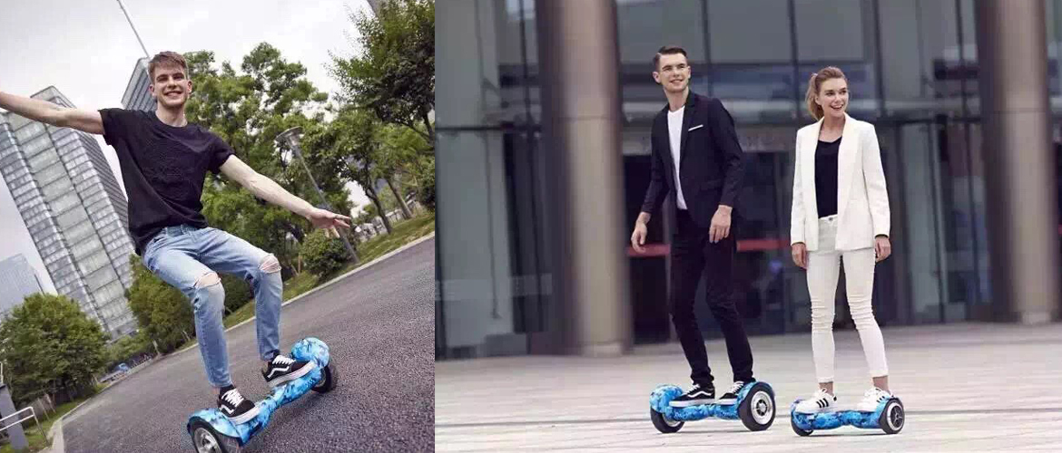 Off-road 8inch hoverboard