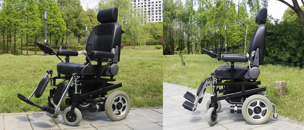 Electric Power Wheelchair 104