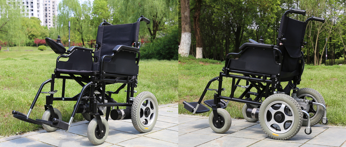 Electric power Wheelchair 103