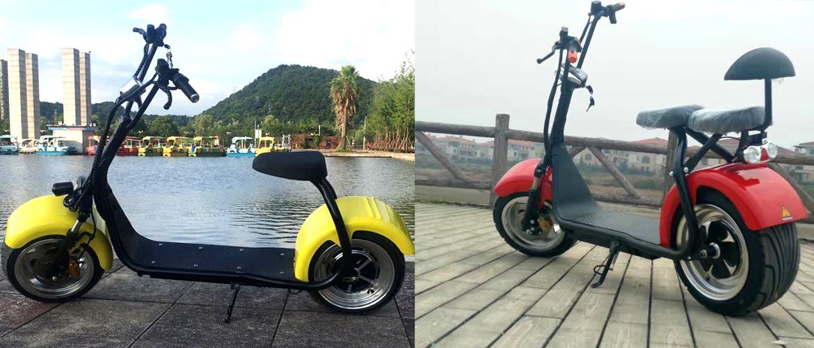 Electric Scooter Citycoco Sporty
