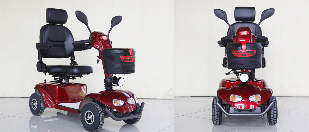 Electric Mobility Scooter-099 single seat
