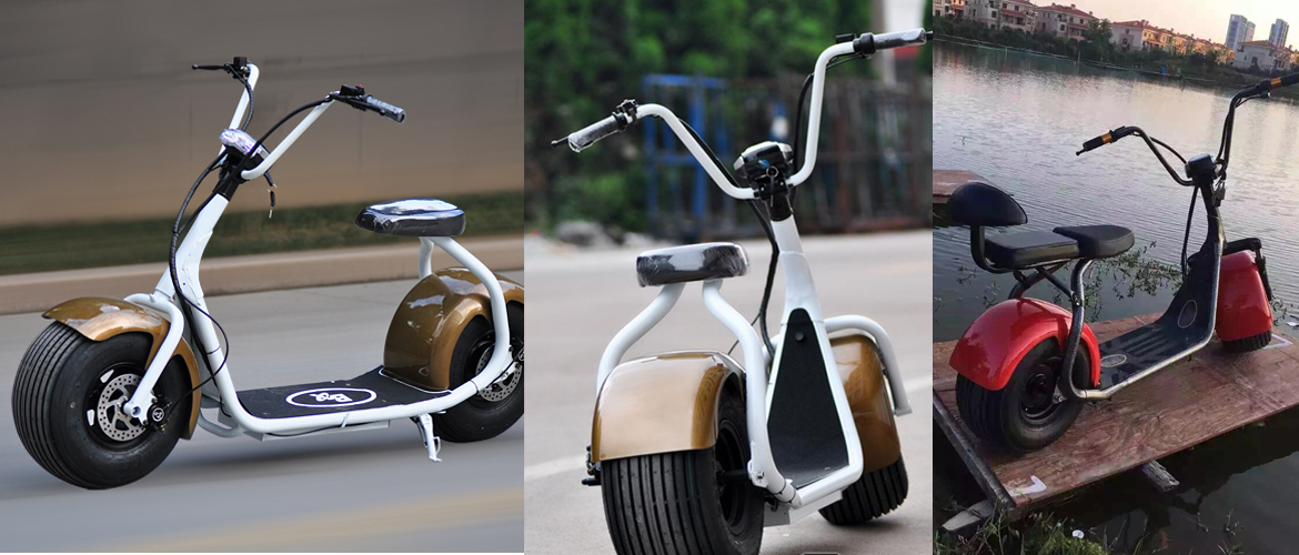 City COCO Scooter Classic