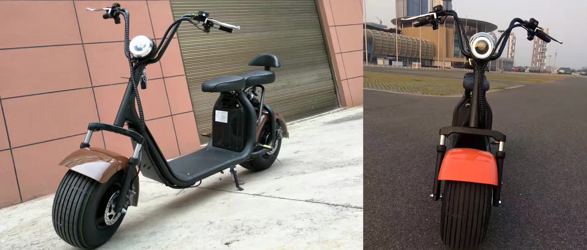 CityCOCO scooter X7