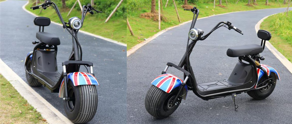 Harley Scooter CityCOCO X8