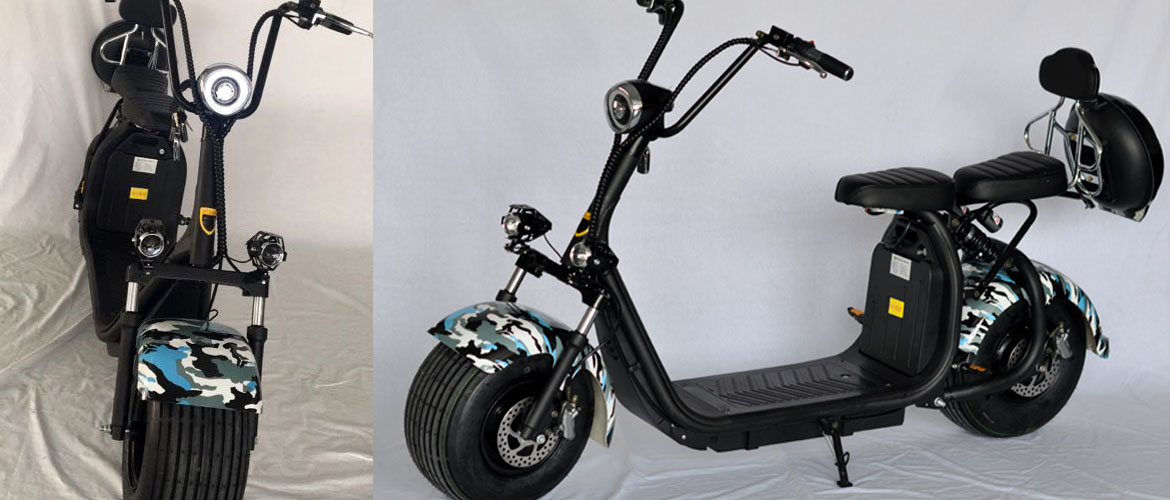 CityCOCO scooter X9