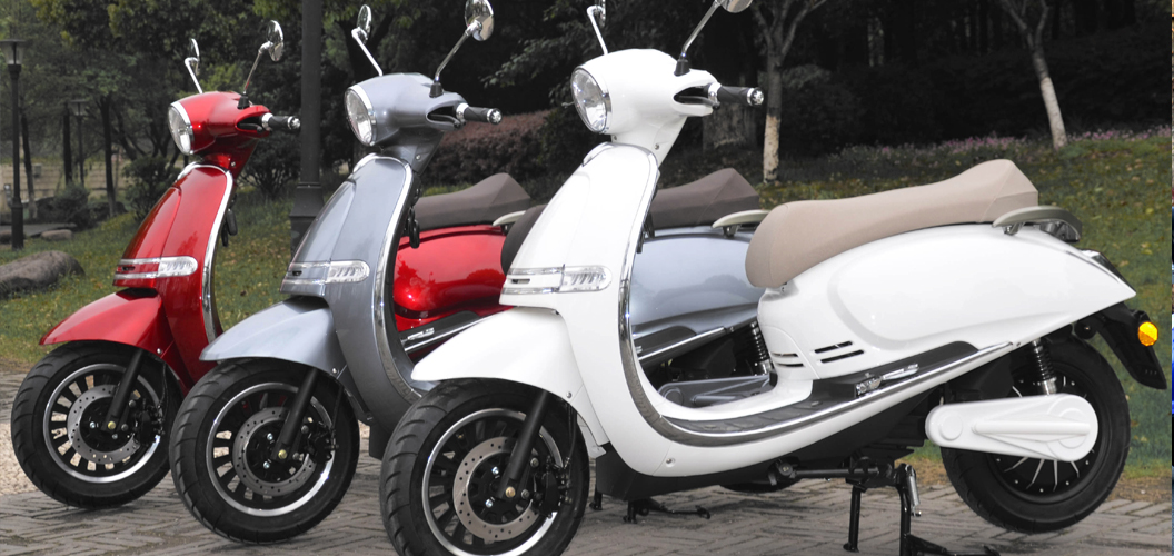 Electric Mopeds SWAN
