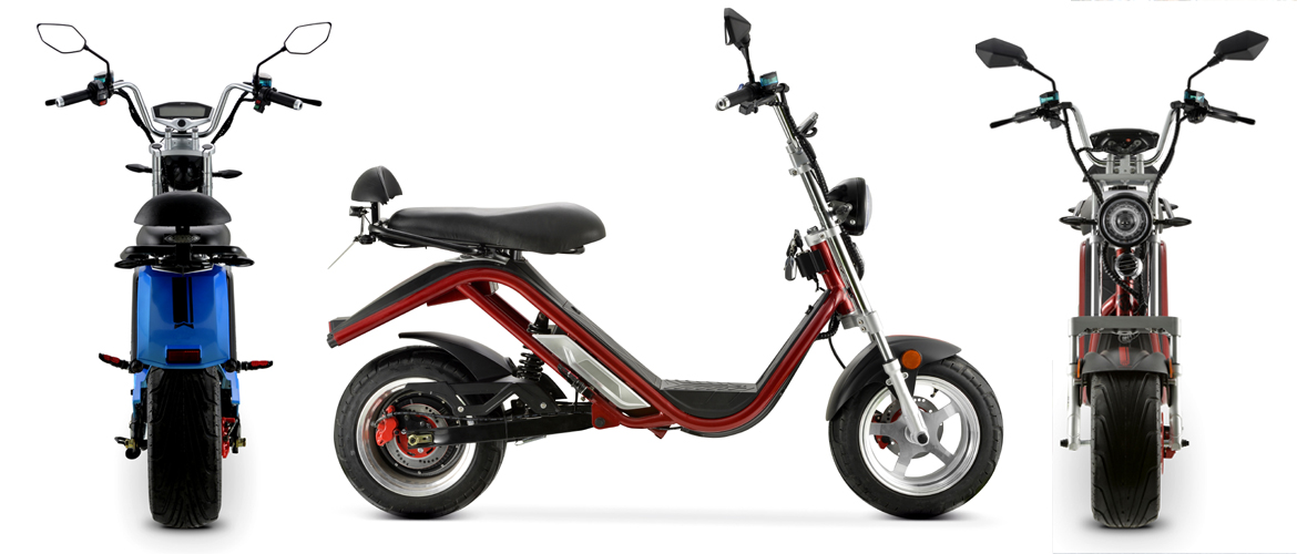 Pizza Delivery Scooter CS