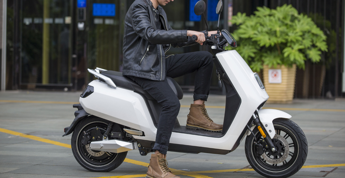 EEC Approved Scooter S5