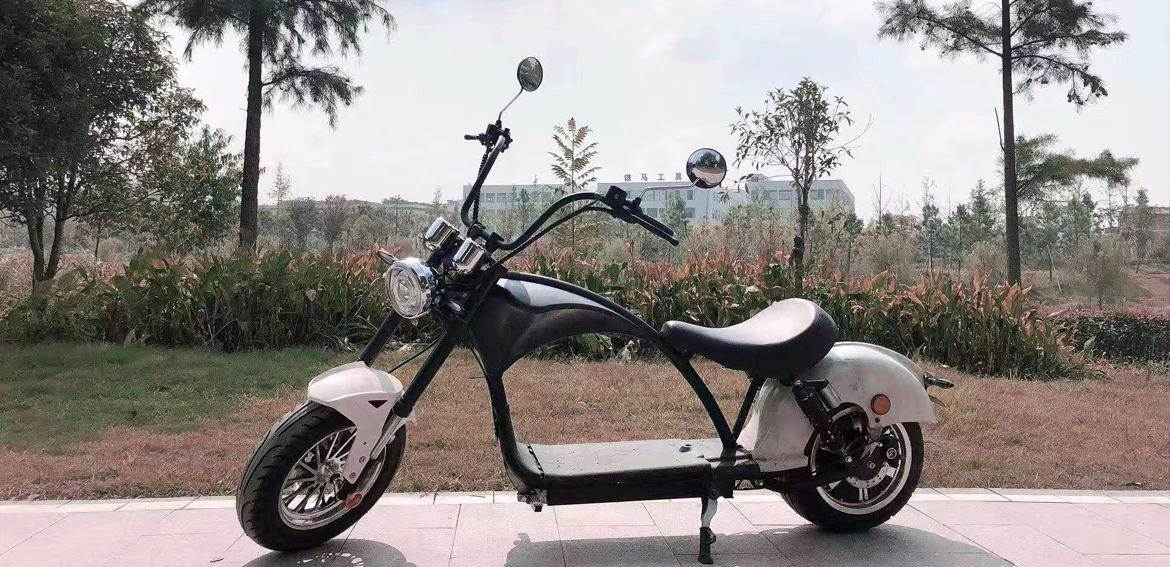 Harley Style Electric Scooter M1