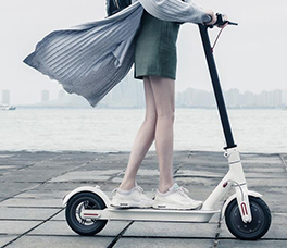 two wheel electric scooter MIJIA