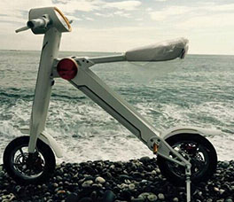Electric Scootebike K1